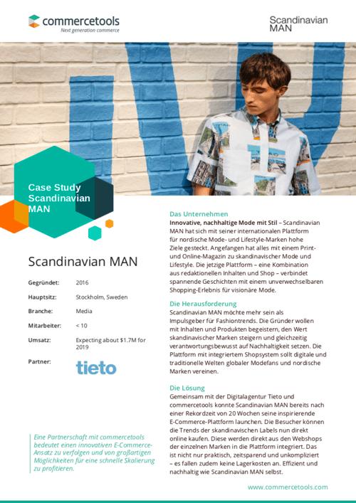 Case Study Scandinavian MAN