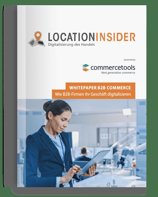 commercetools LocationInsider Whitepaper B2B Commerce