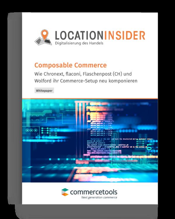 commercetools Location Insider Whitepaper Composable Commerce