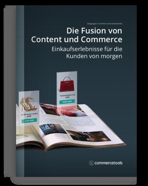 commercetools Whitepaper Content Commerce