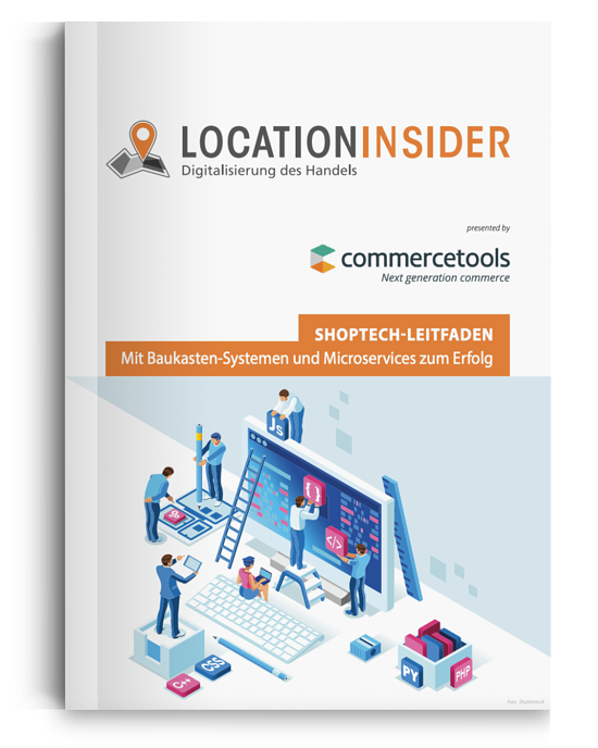 commercetools Whitepaper Shoptech-Leitfaden