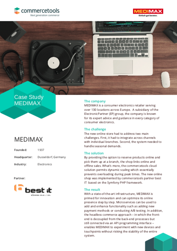 Case Study Medimax Preview