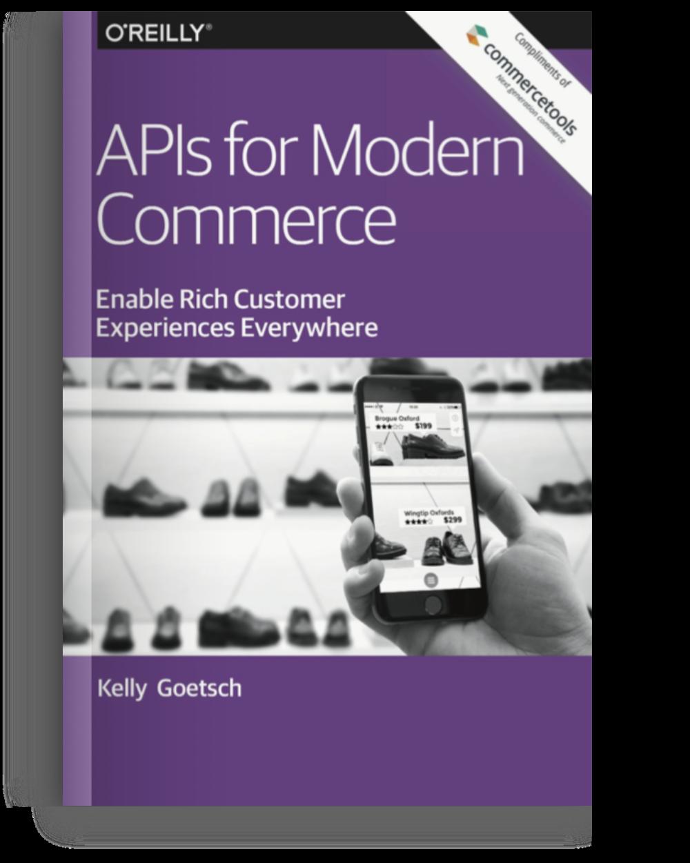 commercetools API Booklet