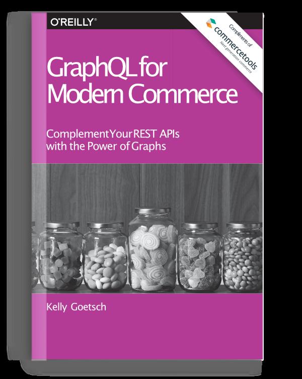 commercetools Booklet GraphQL