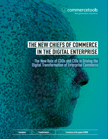 commercetools Commerce Transformation Study