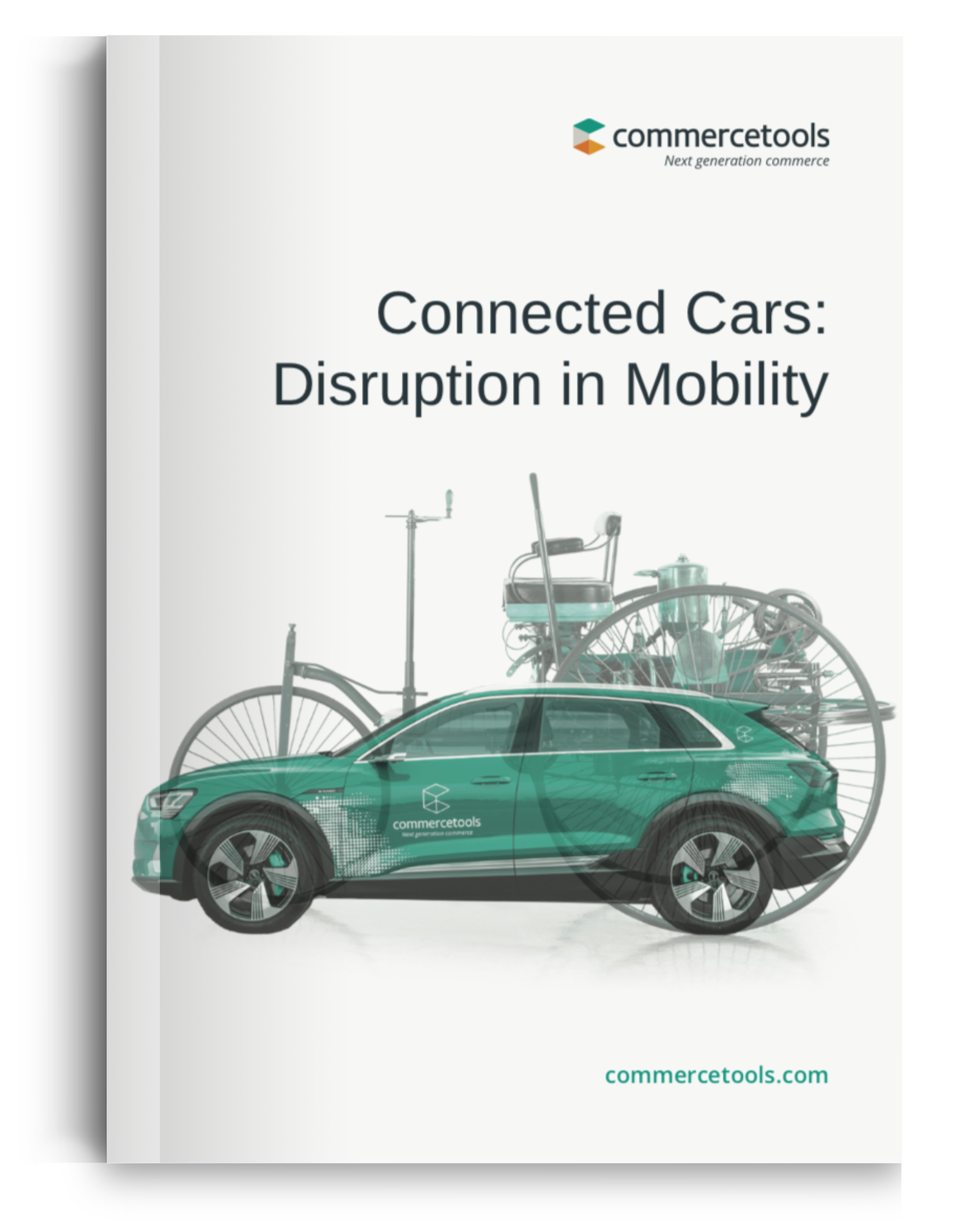 commercetools_Whitepaper_Connected_Cars_EN_Cover