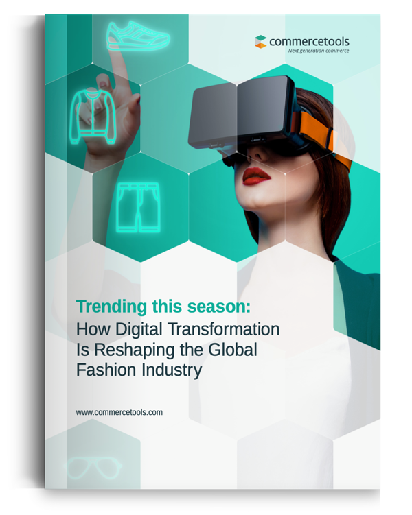 commercetools White Paper Fashion Industry