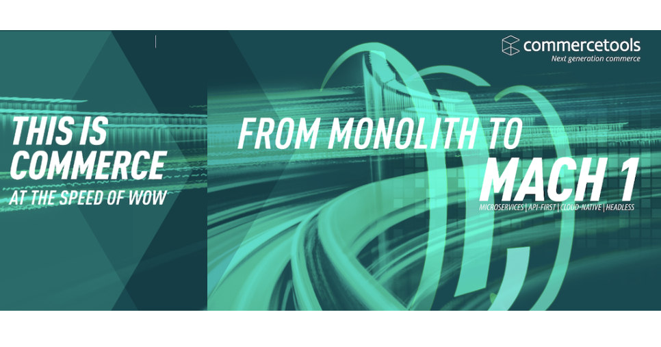 From Monolith to MACH1
