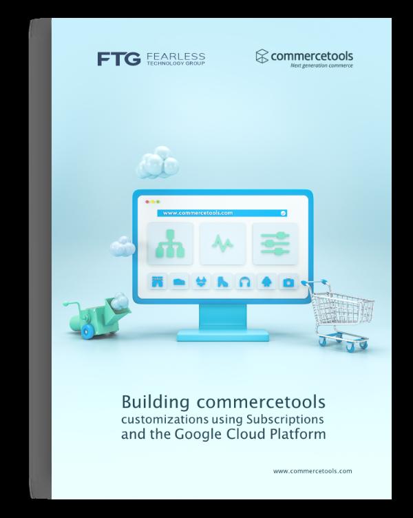 Building commercetools Subscriptions