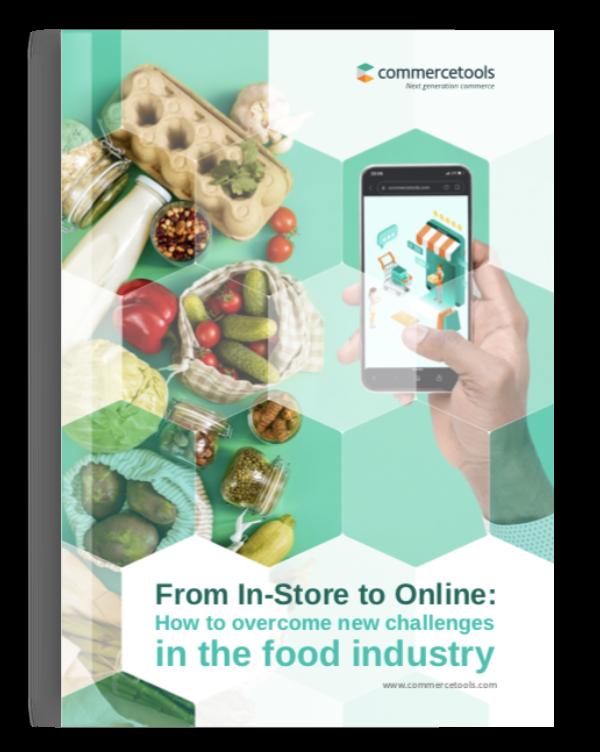 commercetools Food Whitepaper